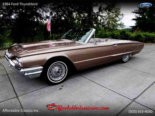 Picture of '64 Thunderbird - NDPK