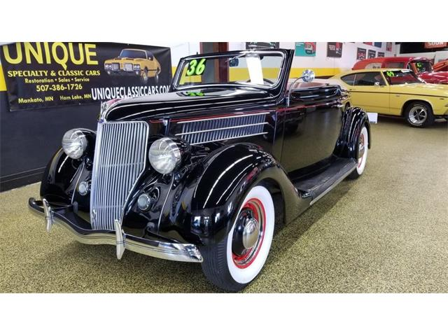 Picture of Classic '36 Cabriolet - NJNZ