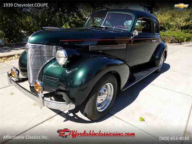 Picture of '39 Coupe - NDPM