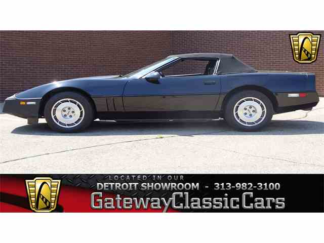 Picture of '86 Corvette located in Dearborn Michigan - $17,995.00 Offered by  - NJOB