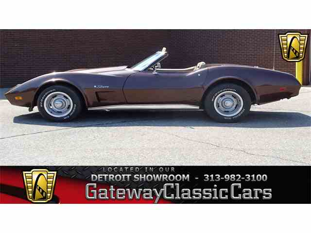 Picture of 1974 Chevrolet Corvette located in Dearborn Michigan Offered by  - NJOD