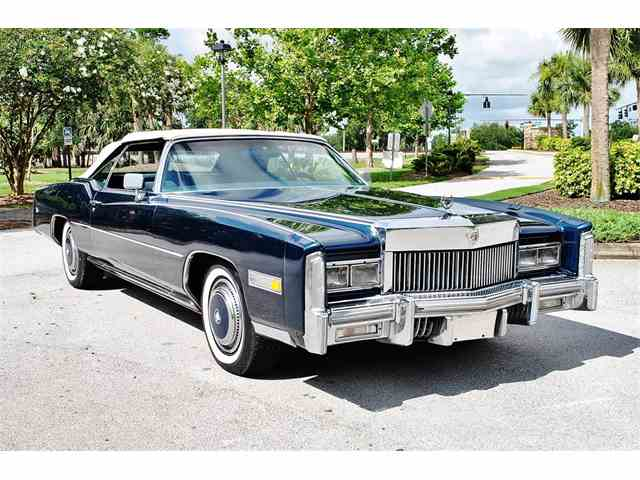 Picture of '75 Eldorado - NJOH
