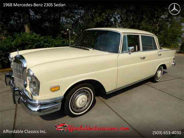 Picture of '68 Mercedes-Benz 230S - NDPO