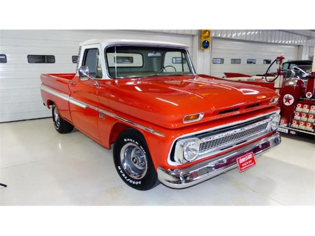 Picture of '66 C/K 10 - NJOX