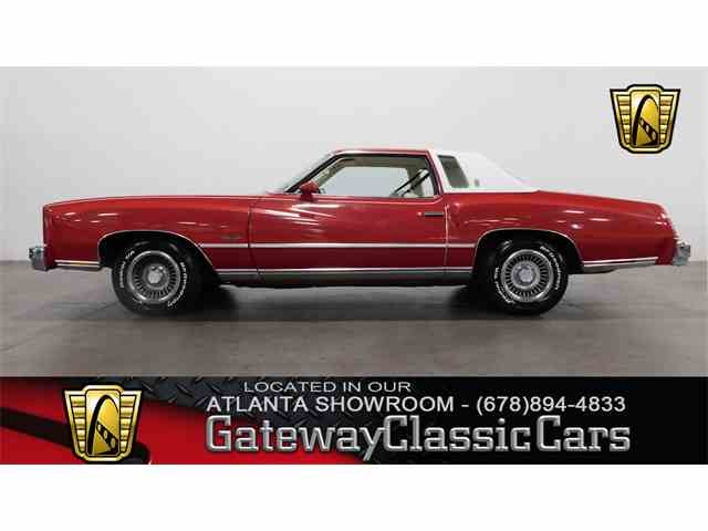 Picture of '76 Monte Carlo located in Alpharetta Georgia Offered by  - NJP0