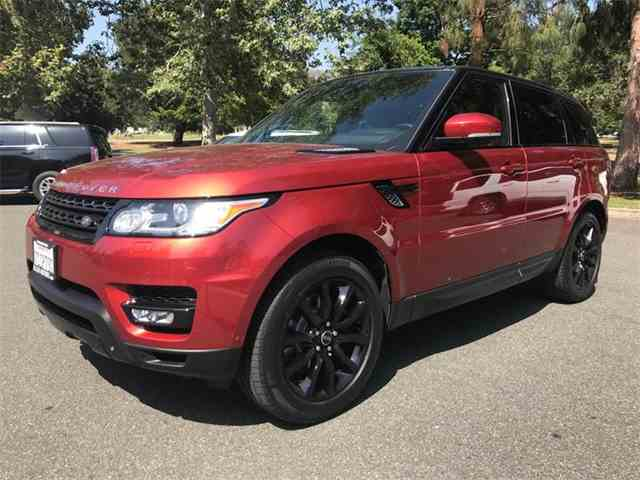 Picture of '14 Range Rover Sport - NJP3