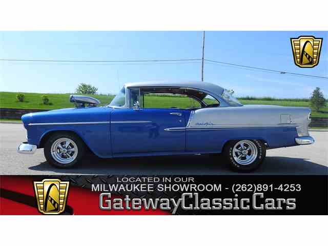 Picture of 1955 Chevrolet Bel Air Offered by  - NJP4