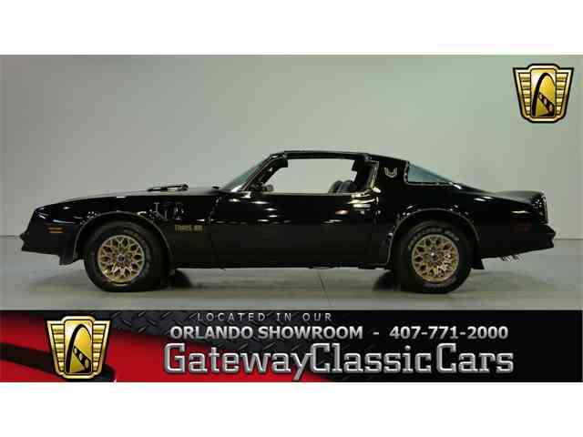 Picture of '77 Pontiac Firebird Trans Am located in Lake Mary Florida - NJP6