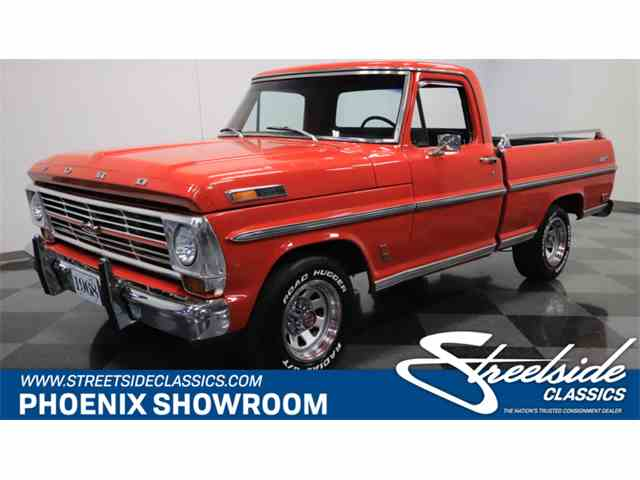 Picture of '68 F100 - NJPG