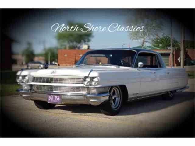 Picture of Classic '64 Cadillac Fleetwood Offered by  - NJPH