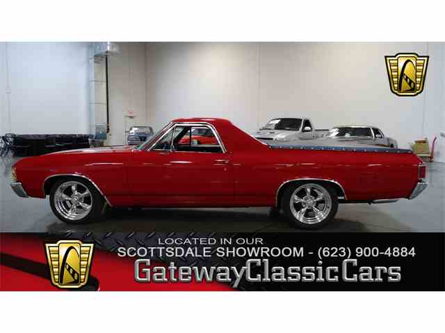 Picture of Classic '71 El Camino located in Arizona Offered by  - NJPK