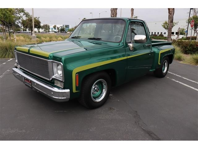 Picture of '76 Chevrolet C/K 10 located in Anaheim California Offered by  - NJPZ