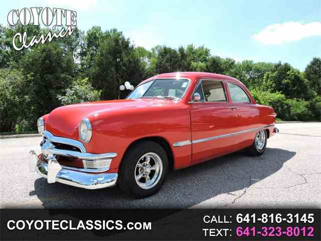 Picture of Classic '50 Sedan - $21,000.00 Offered by  - NJQ1