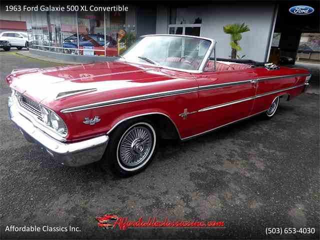 Picture of 1963 Galaxie 500 XL located in Gladstone Oregon Offered by  - NDPT