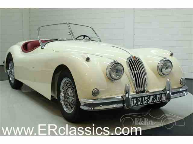 Picture of '54 XK140 - NJQ4