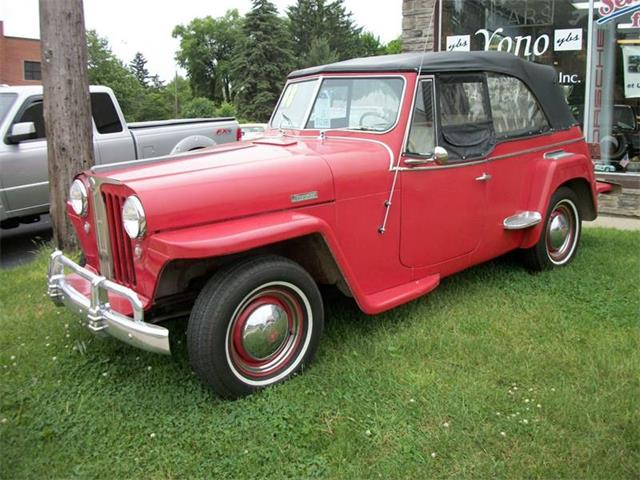 Picture of '48 Jeepster - NJQV