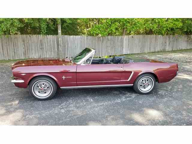 Picture of Classic 1965 Ford Mustang - NJQX
