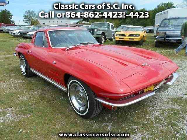 Picture of Classic 1964 Corvette - ND47