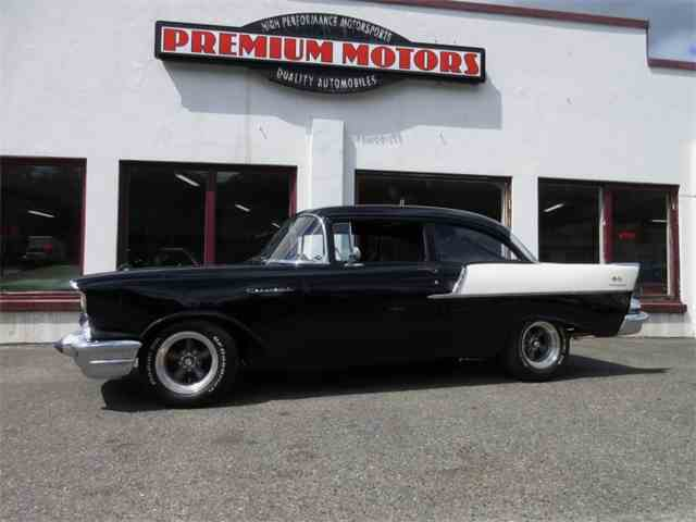 Picture of 1957 Chevrolet 150 located in Tocoma Washington - $38,995.00 Offered by  - NJRH