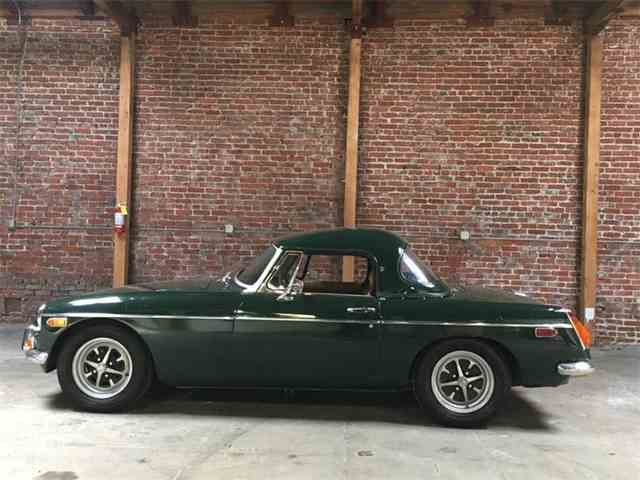 Picture of '72 MGB - NJRL