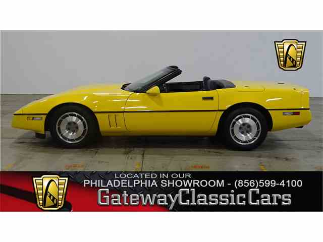 Picture of 1987 Chevrolet Corvette located in West Deptford New Jersey - $10,995.00 Offered by  - NJRQ