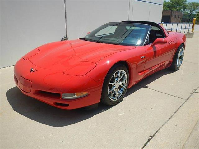 Picture of '97 Chevrolet Corvette located in Burr Ridge Illinois Offered by  - NJS3