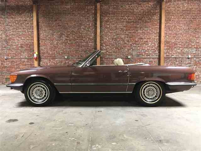 Picture of 1973 Mercedes-Benz 450SL - NJS9