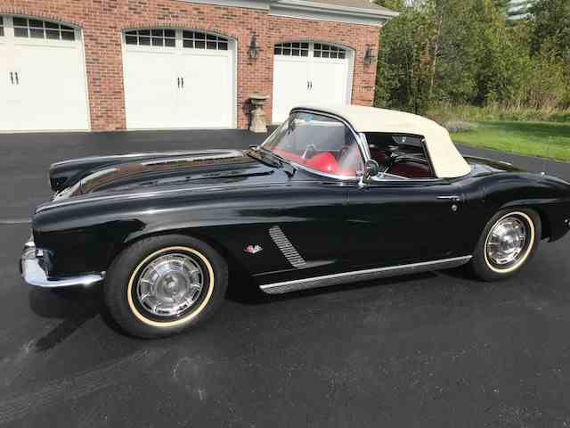 Picture of 1962 Corvette located in Burlington Vermont - $69,000.00 - NJST