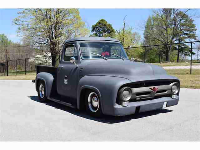 Picture of Classic 1953 Ford F100 located in Vinita Oklahoma - $14,900.00 Offered by a Private Seller - NJSY