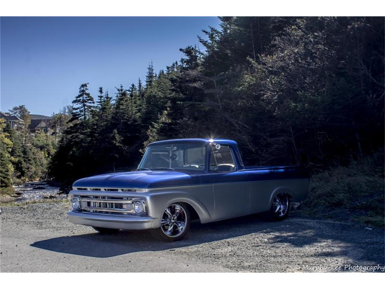 Large Picture of '61 F100 - NJT0