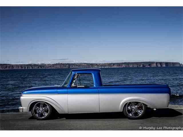 Picture of '61 F100 - NJT0