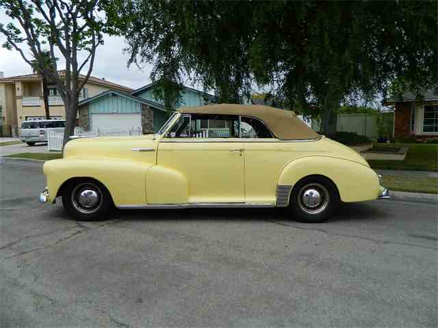 Picture of '48 Chevrolet Fleetmaster - $59,500.00 - NJT3
