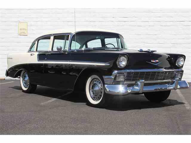 Picture of 1956 Chevrolet Bel Air - NJT4