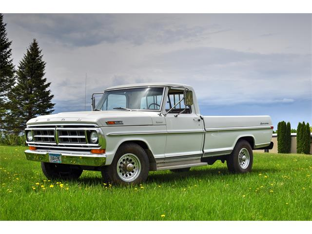 Picture of Classic 1971 F250 located in Watertown Minnesota Offered by  - NJTB