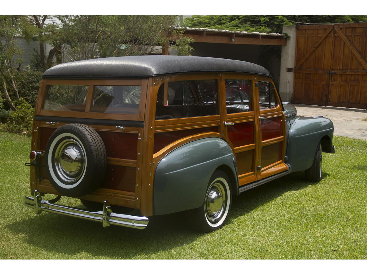 Large Picture of '47 Woody Wagon - NJTJ