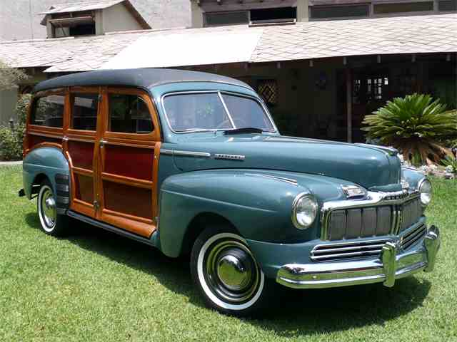 Picture of '47 Woody Wagon located in La Molina Offered by a Private Seller - NJTJ