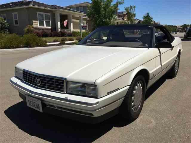 Picture of '93 Cadillac Allante - NJTK