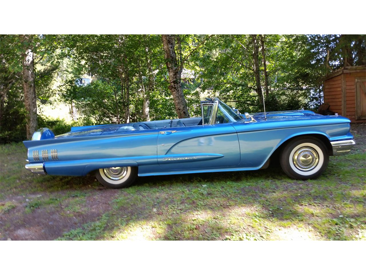 Large picture of 60 ford thunderbird offered by a private seller njtq