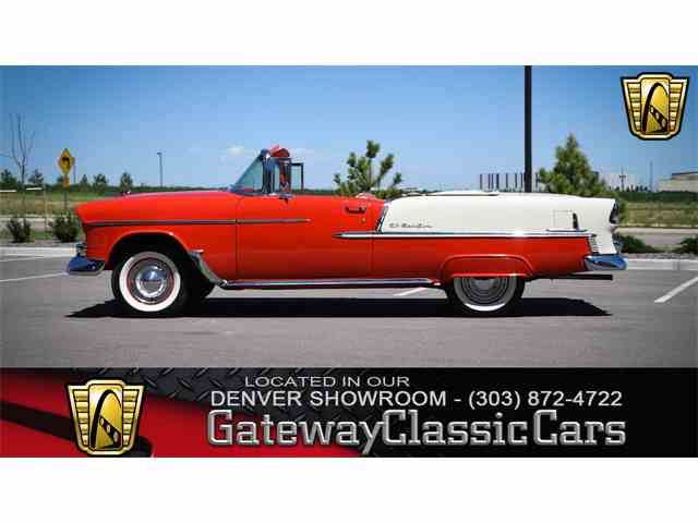 Picture of Classic '55 Bel Air located in Illinois - $79,000.00 Offered by  - NJU2
