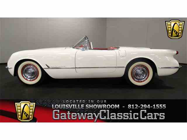 Picture of '54 Corvette - NJU4