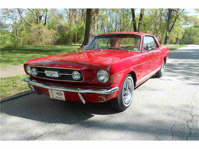 Picture of '66 Mustang GT Auction Vehicle Offered by  - NJU6
