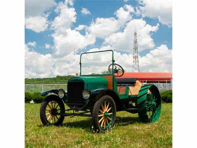 Picture of 1923 Model T Doodlebug Tractor - $24,900.00 Offered by  - NJU7