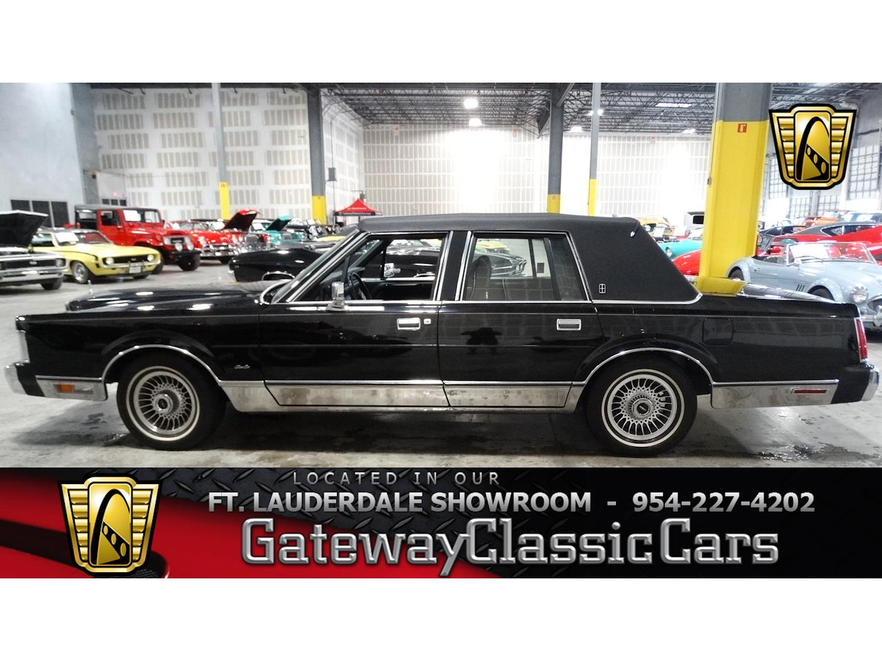1988 Lincoln Town Car For Sale Classiccars Com Cc 1098802