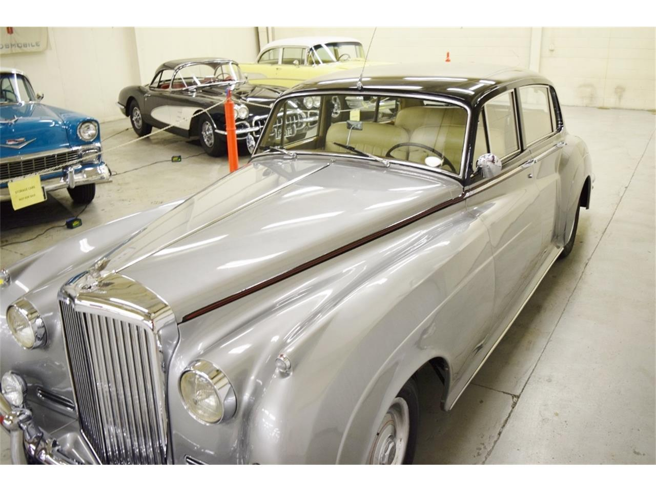 Large Picture of '62 Bentley S2 located in Virginia Offered by Classic Car Center - NDQ9