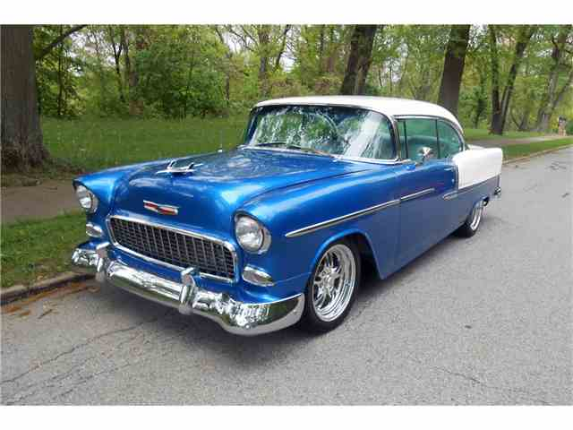 Picture of Classic '55 Chevrolet Bel Air - NJUJ