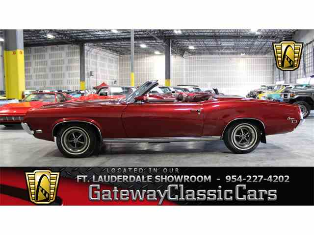 Picture of Classic 1969 Mercury Cougar located in Florida - $29,995.00 Offered by  - NJUK