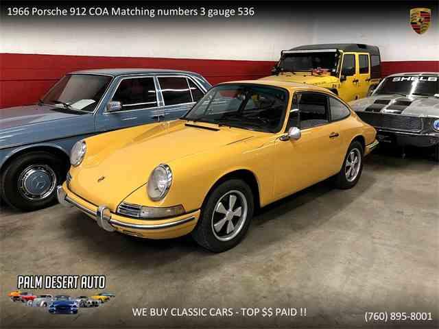 Picture of 1966 Porsche 912 located in California - $54,890.00 - NJUM