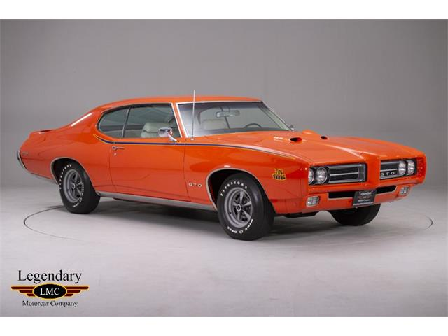 Picture of '69 GTO (The Judge) - NJUN