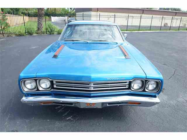 Picture of 1969 Plymouth Road Runner Auction Vehicle - NJUV