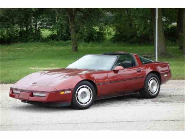 Picture of '87 Corvette - NJUY